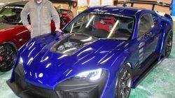 富山発のスポーツカーが「爆誕」。手がけたのは光岡自動車オロチの開発者