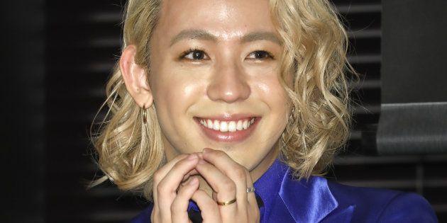 りゅうちぇるさん(2018年)