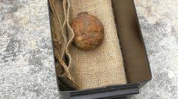 香港に届いたポテトチップス用ジャガイモから手りゅう弾 カルビー広報「影響なし」