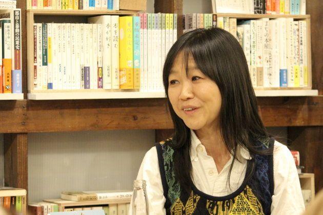 フリーライターの佐久間裕美子さん