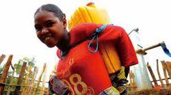 """アフリカの女の子の1日を体験できる""""すごろく""""を作りたい!世界を変えるきっかけは「知ること」から"""