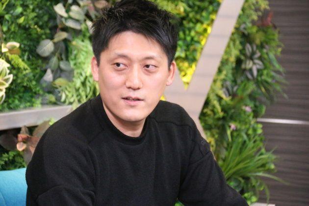 ハフトークに出演した岡伸晃さん