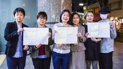 「いつか誰かが」では、人生が終わってしまう。東京・世田谷区で同性カップルが婚姻届を一斉提出