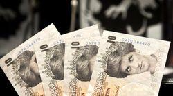 バンクシーの偽札、大英博物館に所蔵。顔がダイアナ元妃になった「10ポンド札」