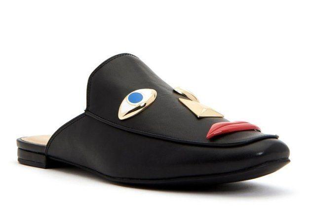 ケイティ・ペリーブランドの靴「ルーフェイス・スリップオン・ローファー」