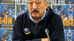 関学大アメフト部の鳥内監督が退任へ 就任27年で11度の学生日本一