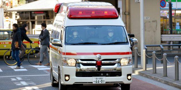 救急車の資料写真
