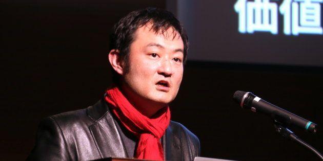 「GovTechサミット」に登壇した尾原和啓さん