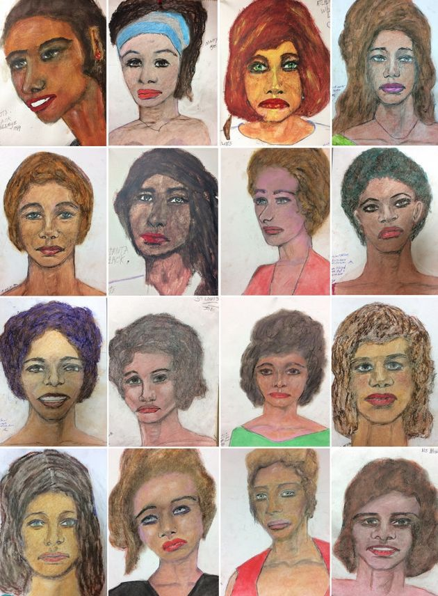 Serial Killer Drew Pictures Of His Victims. Now The FBI Needs Help Identifying