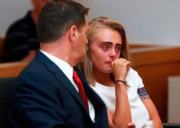 Στην φυλακή η 20χρονη Μισέλ Κάρτερ που ώθησε τον φίλο της να αυτοκτονήσει μέσω