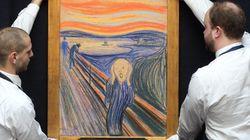 Η «Κραυγή» του Μουνκ και η κλοπή του διάσημου πίνακα σε μόλις 50