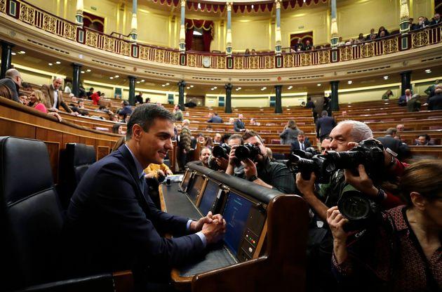 Κοντά σε πρόωρες εκλογές η Ισπανία: Απορρίφθηκε ο