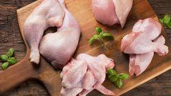 BRF recolhe toneladas de frango da Perdigão por risco de