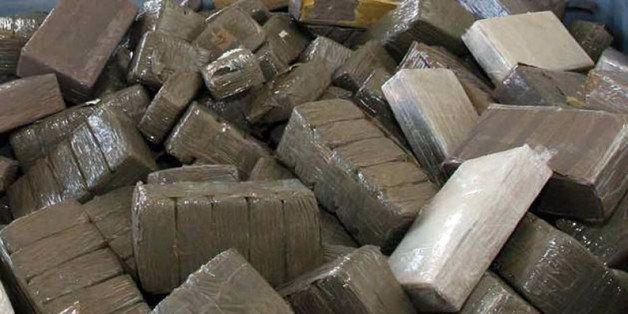 Saisie de près de deux tonnes de drogue à