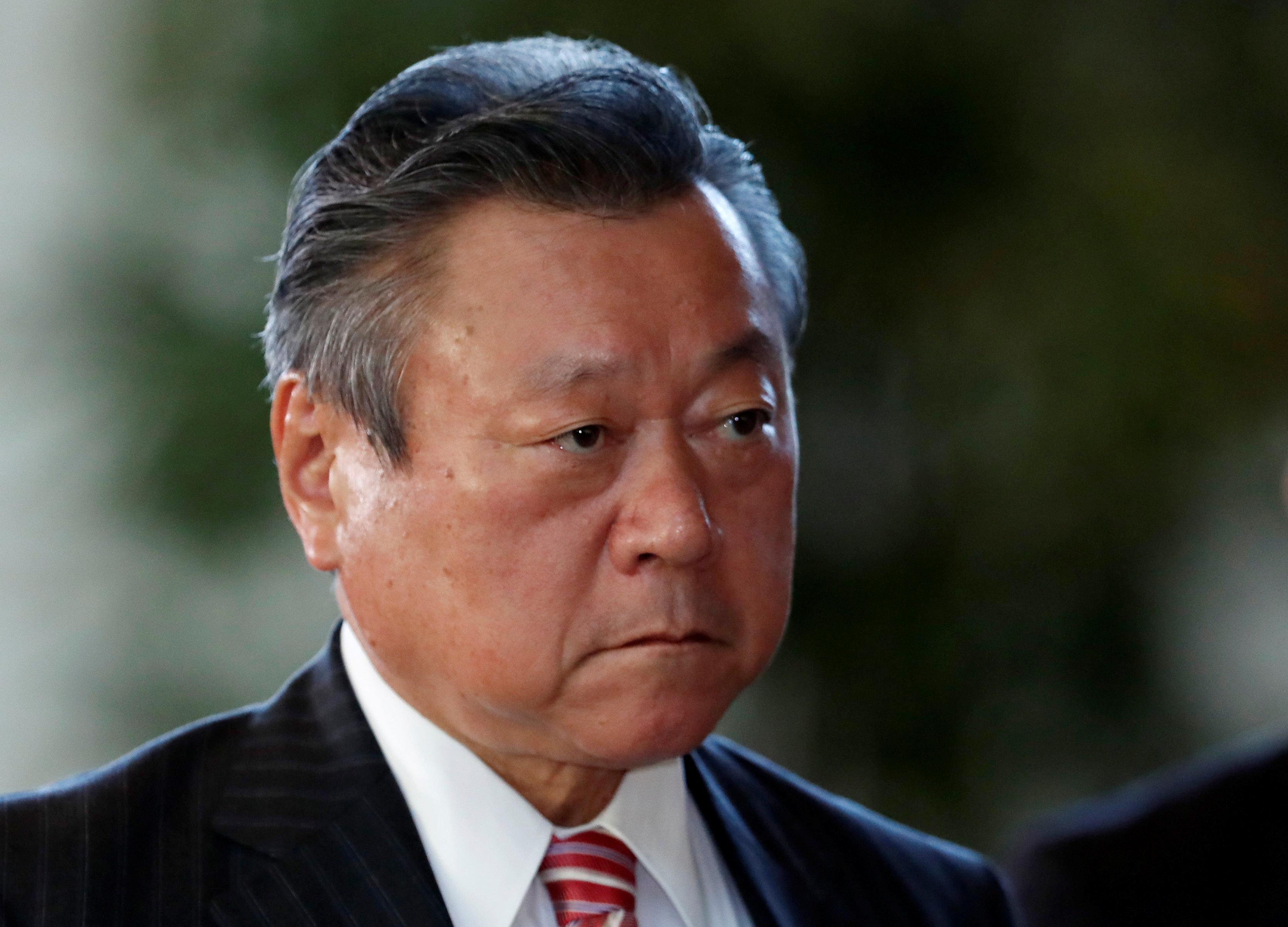 '백혈병 진단' 수영선수에게 막말한 일본 장관이 논란에