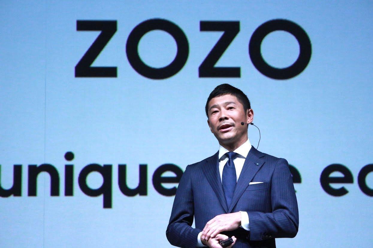 ZOZO前澤友作氏