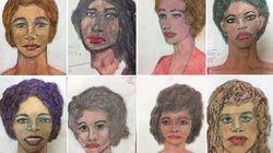 Κατά συρροήν δολοφόνος ζωγράφισε τα πορτραίτα των θυμάτων του για να βοηθήσει το