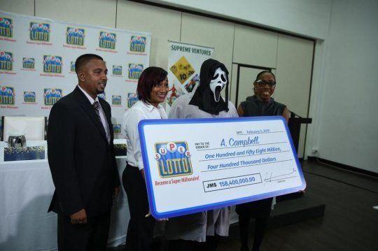 Jamaican Man Has Novel Way Of Keeping Lottery Winnings Secret From 'New