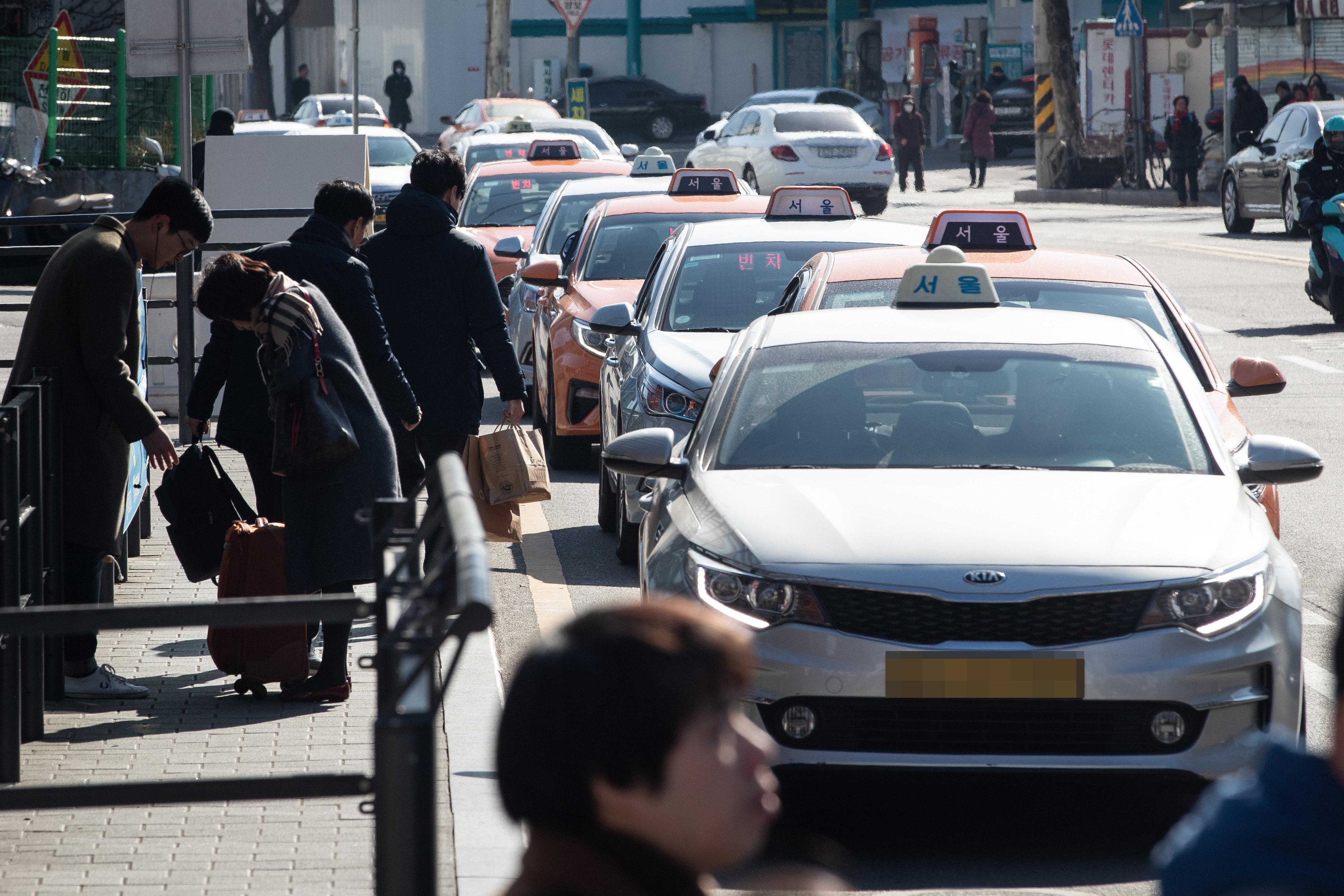 서울시가 '상습 승차거부' 택시회사에 운행정지 처분