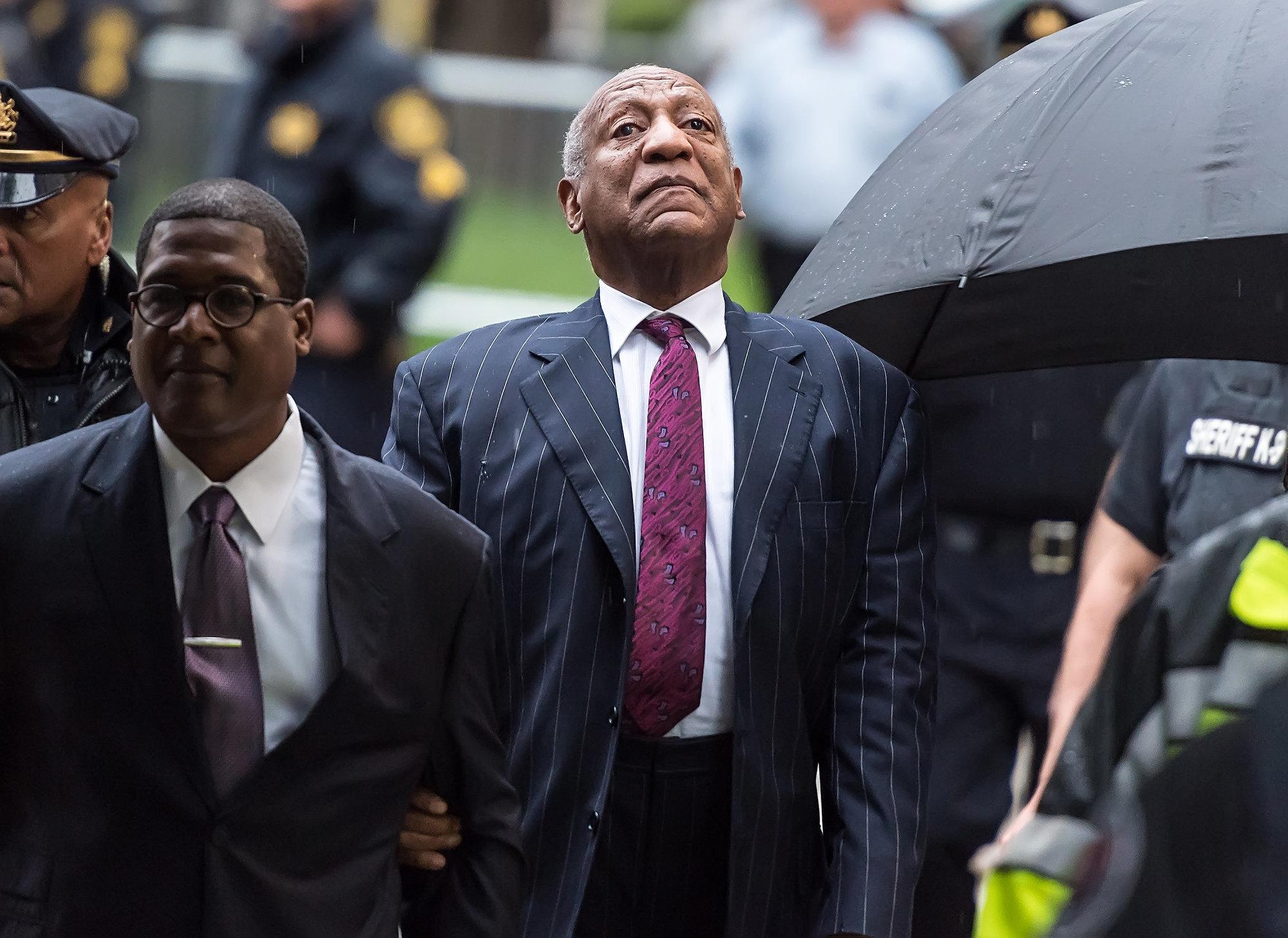 Bill Cosby n'a «pas de remords parce qu'il n'a rien fait de
