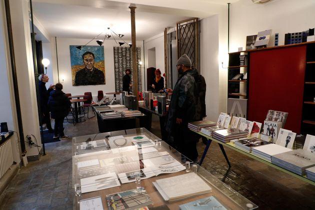 La librairie Azzedine Alaïa, un lieu plein de charme à découvrir à