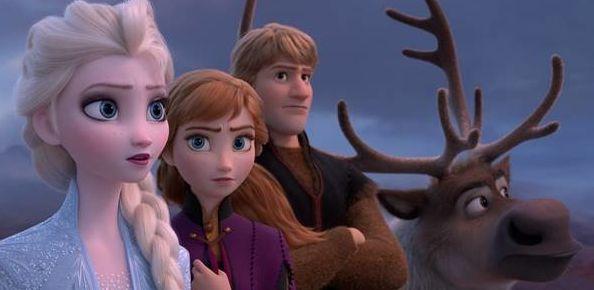 Disney divulga o 1º trailer de 'Fronzen