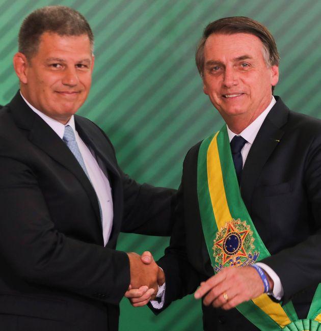 Bolsonaro evita Bebianno após revelações sobre PSL: 'Não vou falar com