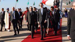 Les photos de l'arrivée au Maroc du roi Felipe VI d'Espagne et de la reine