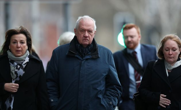 David Duckenfield denies the gross negligence manslaughter of 95 Liverpool