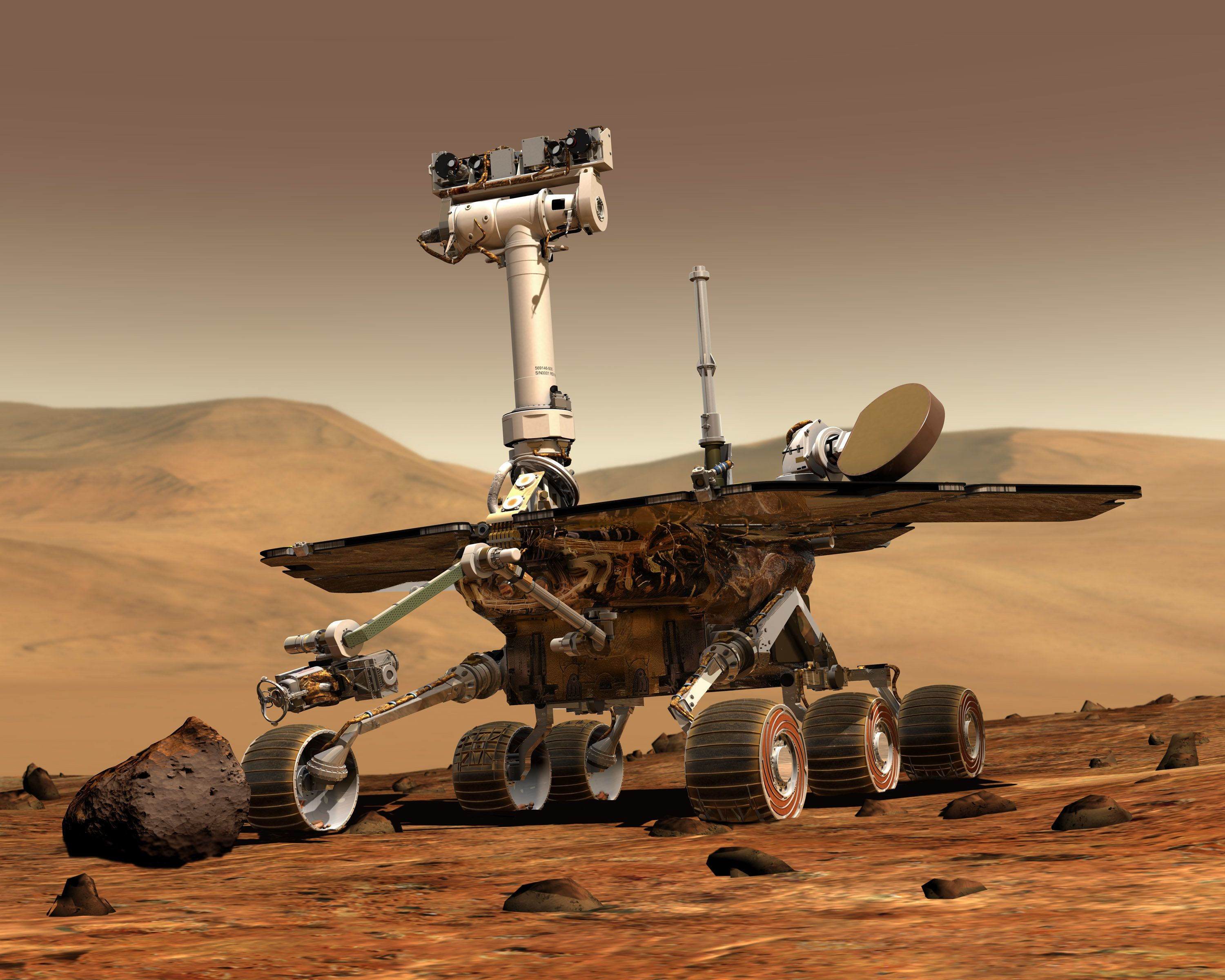 Opportunity, Nasa's Longest-Running Mars Rover, Is Officially