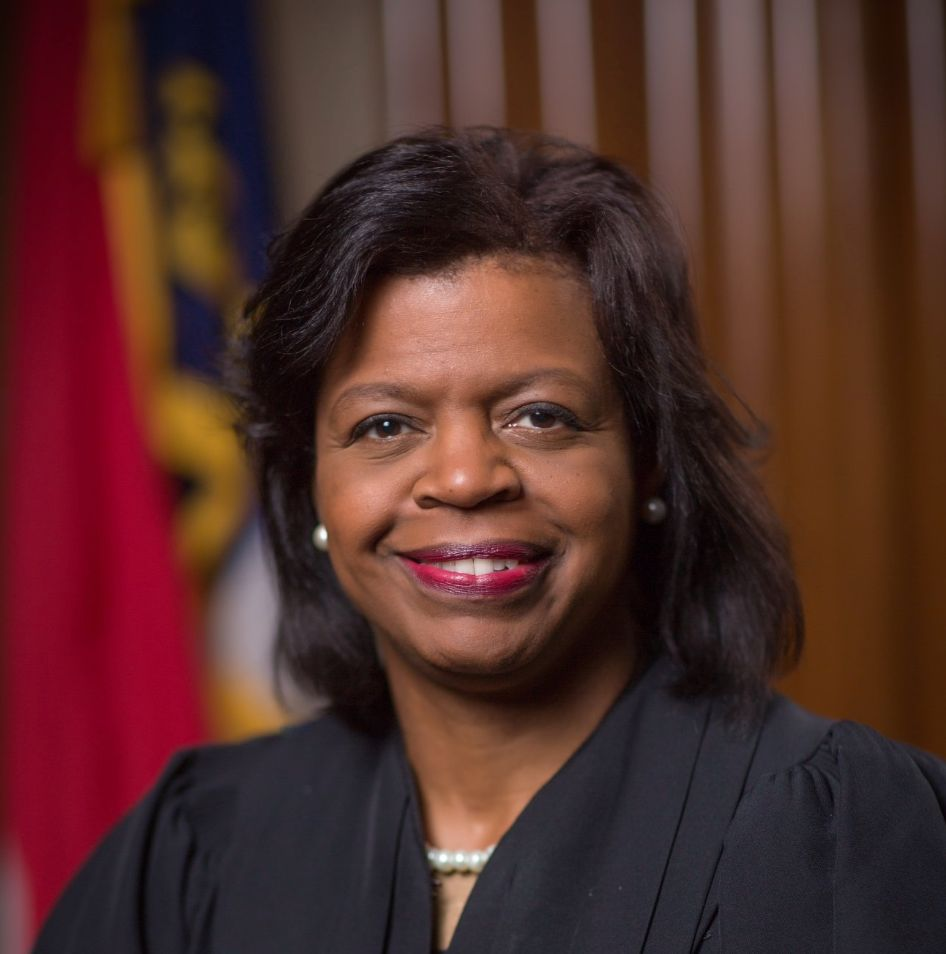Justice Cheri Beasley, North Carolina Judicial Branch.