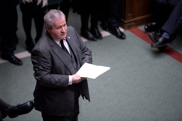 Westminster SNP leader Ian Blackford.