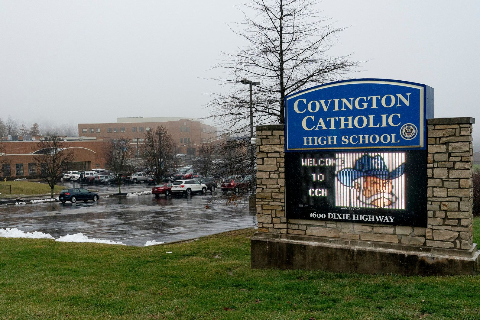 Covington Catholic High School in Park Hills, Kentucky, has faced heated backlash since a viral incident at the Lincoln Memor