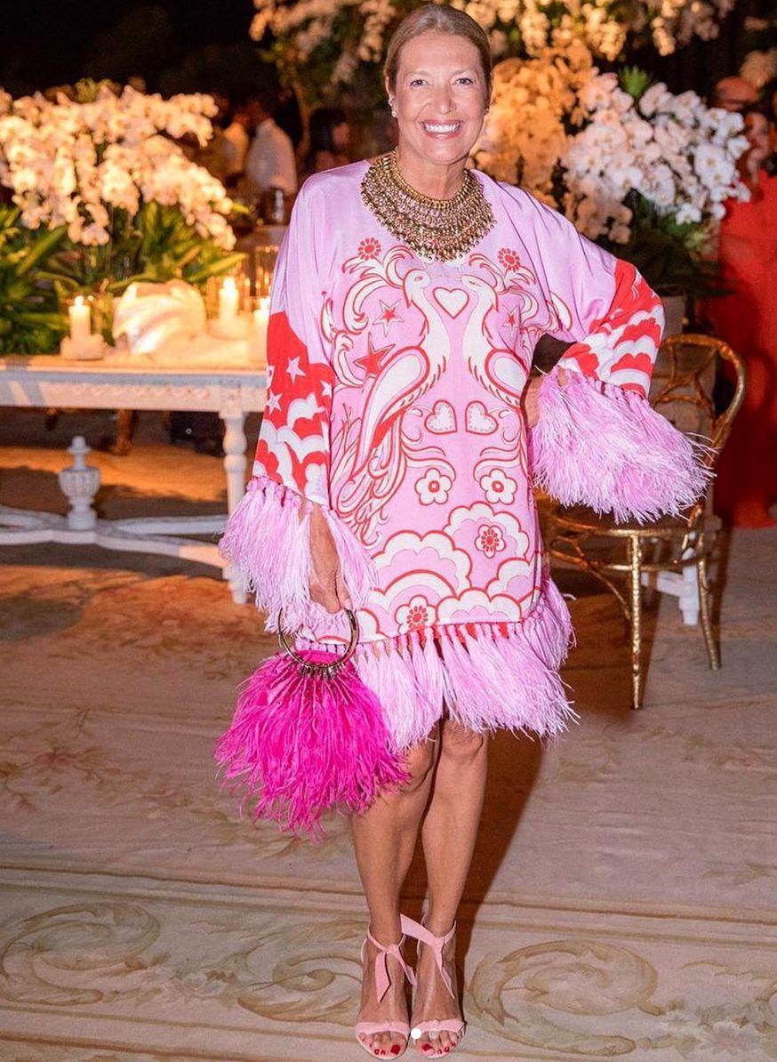 Após festa, Donata Meirelles pede demissão da Vogue