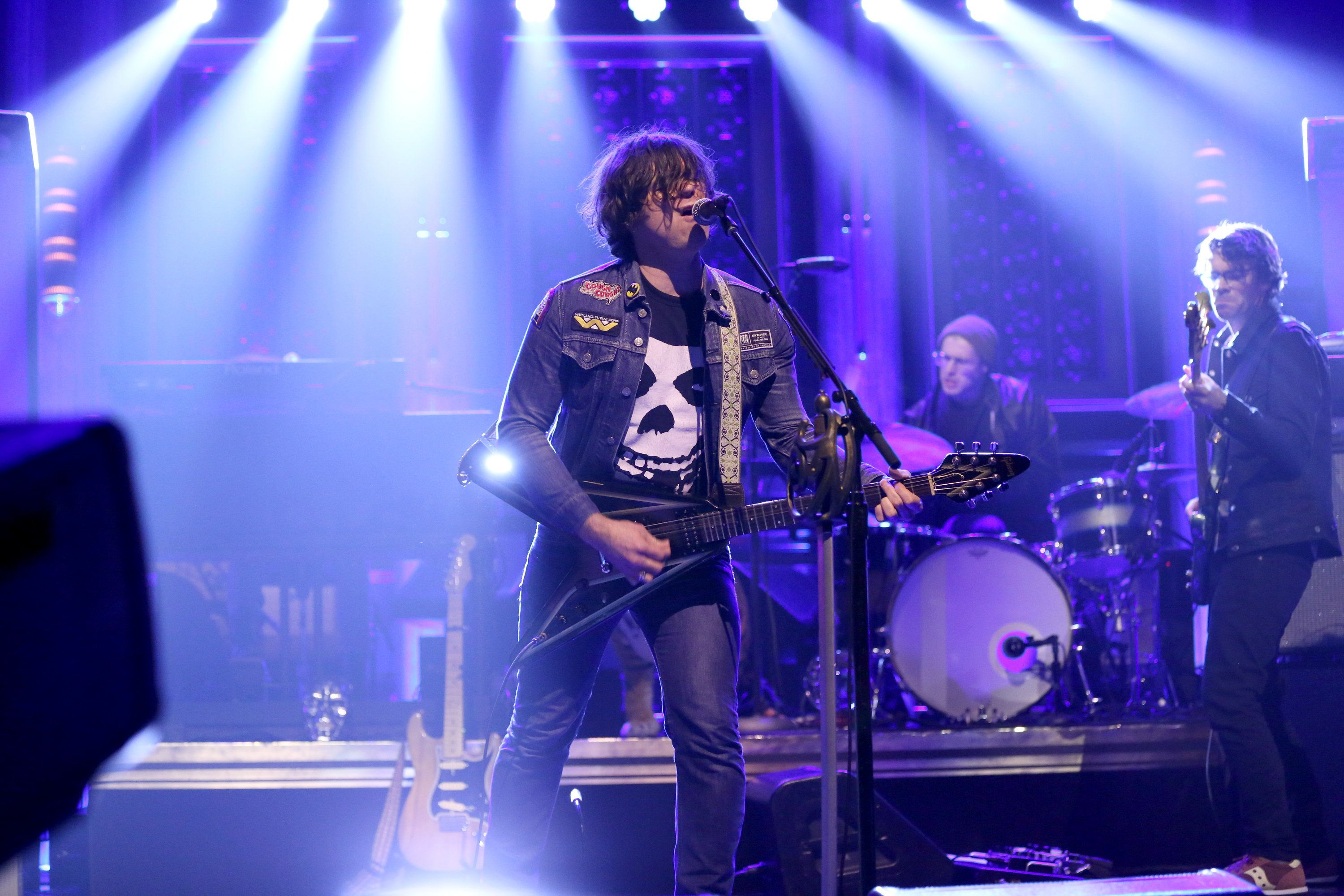 "Ryan Adams, a prolific musician, denied some of the more serious allegations but said he ""deeply..."
