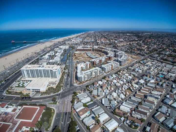 California is suing the city of Huntington Beach for building just 100 units of low-income housing since 2014.