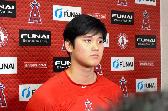 大谷翔平、キャンプイン 5月の復帰には「もっと早く復帰するつもりでやります」