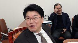 문 대통령이 자유한국당 장제원 의원 위한 '박수'를