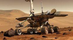 NASA가 교신 끊긴 화성탐사선 '오퍼튜니티'의 사망을