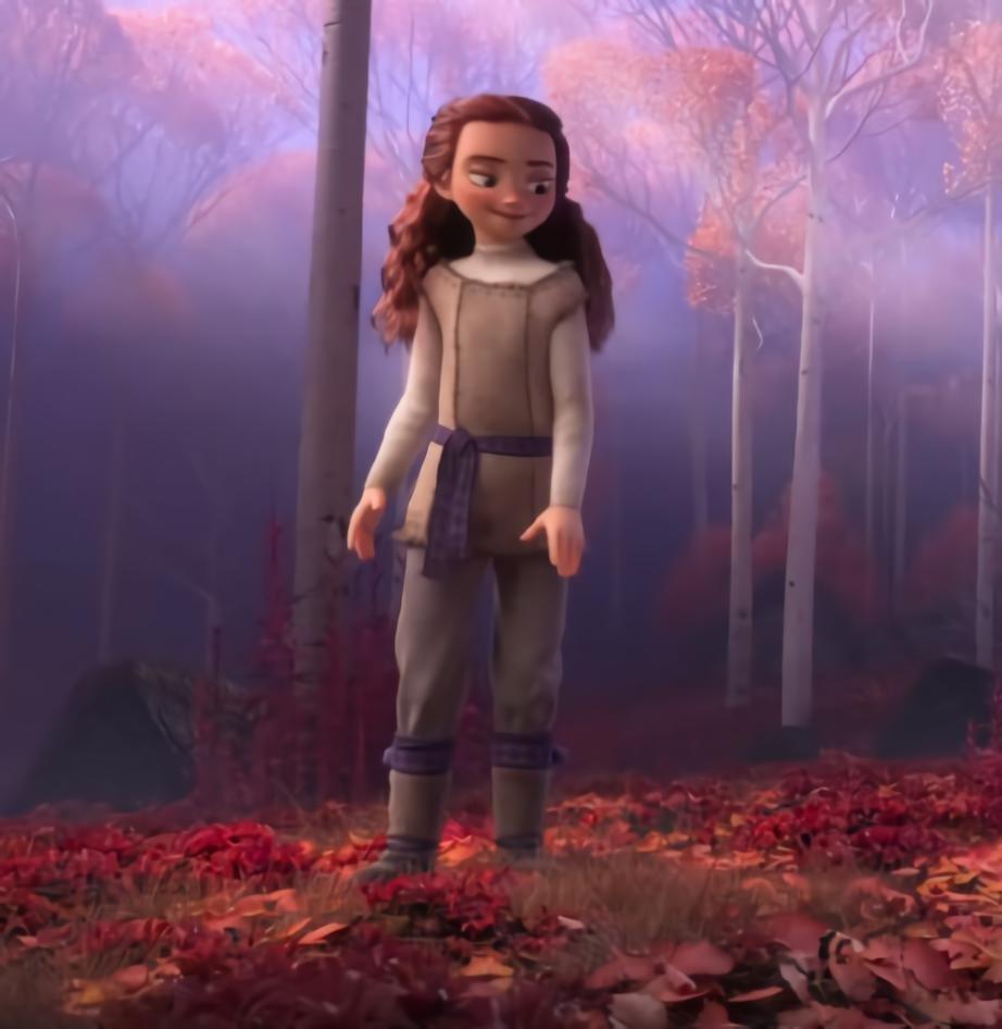 '겨울왕국2' 예고편 속 소녀에 대한 흥미로운 추측