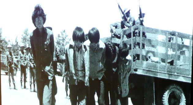 5‧18 민주화운동기록관이 공개한 1980년 5월 광주 시민들의