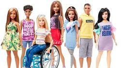 義足や車椅子、障がいを持つバービーが登場 アメリカで6月に発売