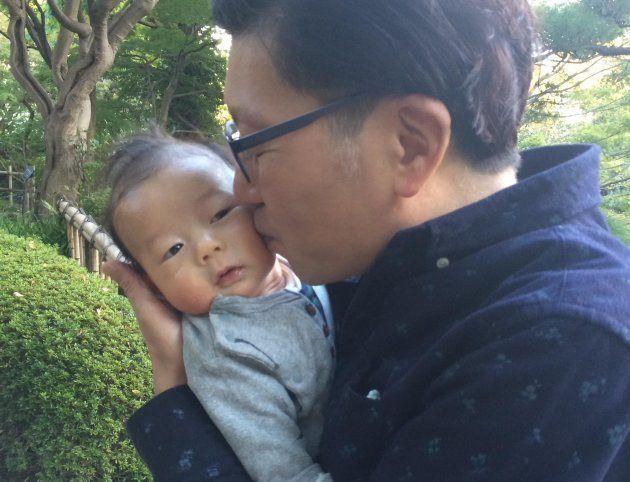赤ちゃんとボク