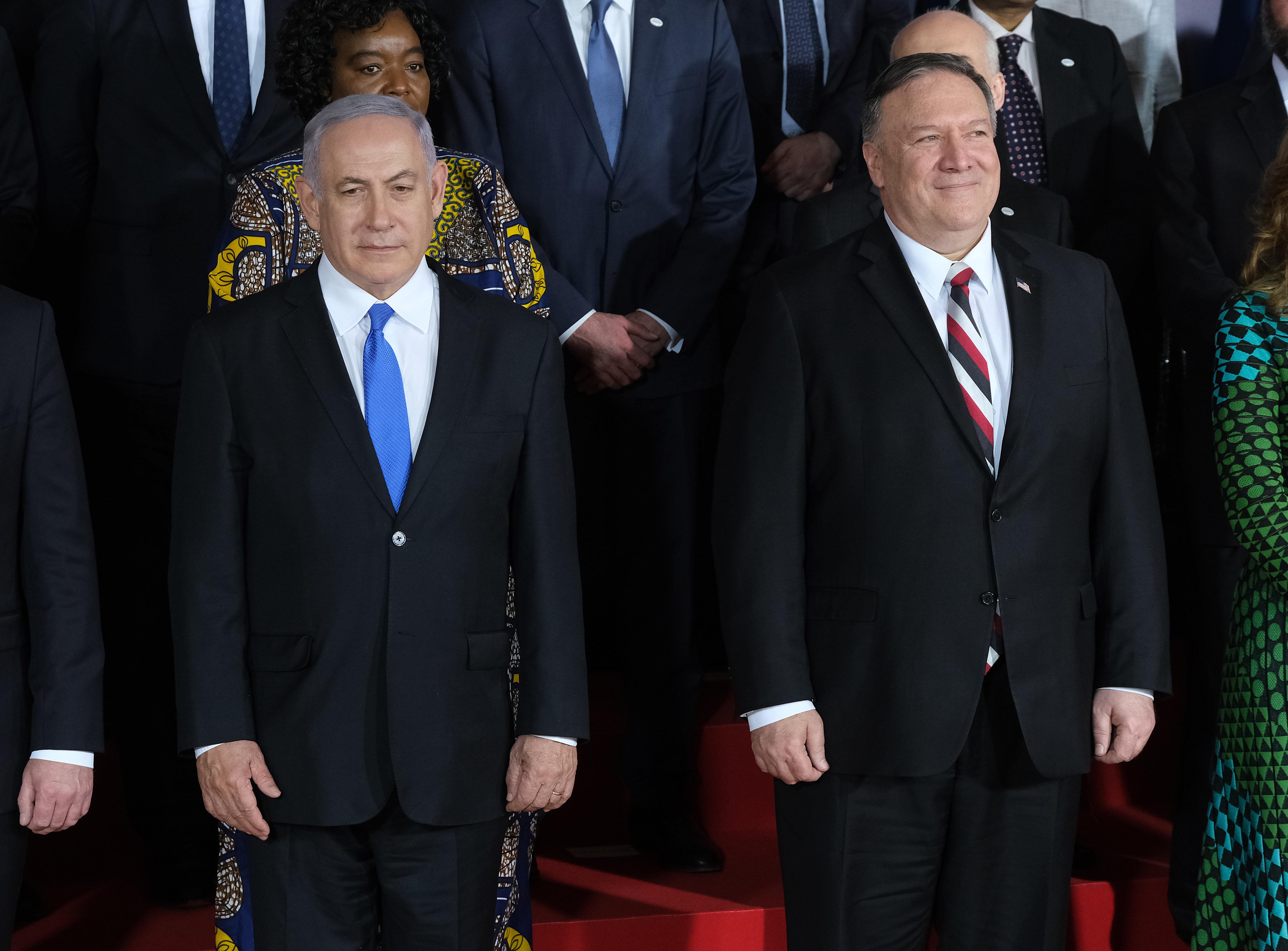 Σε διάσκεψη για την ειρήνη ο Νετανιάχου πρότεινε πόλεμο με το