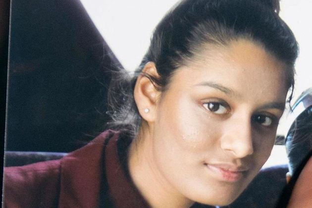 Shamima Begum, now 19, was tracked down by The Times to a refugee camp in northern