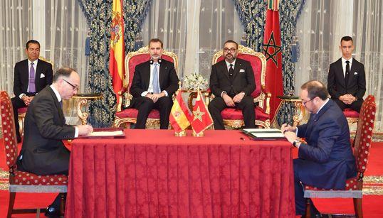 Voici les 11 accords de coopération signés entre le Maroc et
