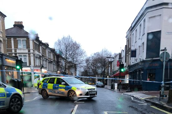 Man, 24, Arrested Over East Dulwich