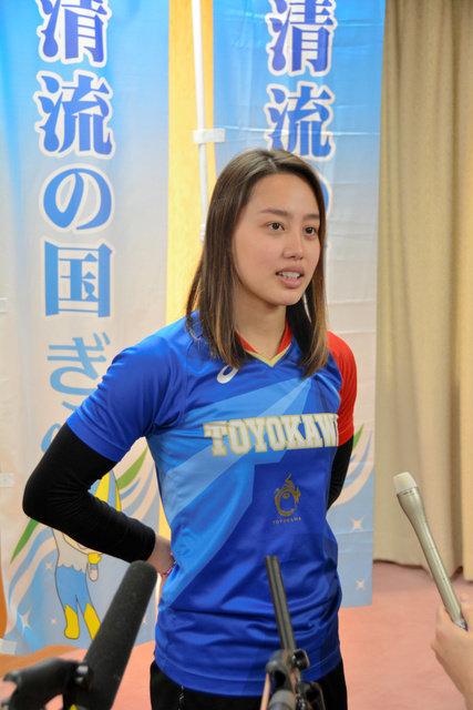 池江璃花子選手に「勇気を与えられるように…」 同い年の今井月選手が明かす友人への思い