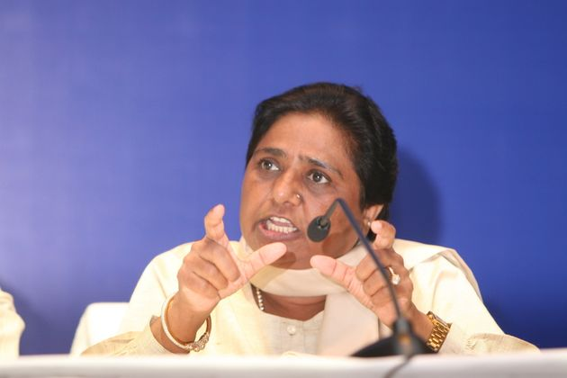 Mayawati Says Congress, BJP Regimes In MP And UP Are Examples Of 'State