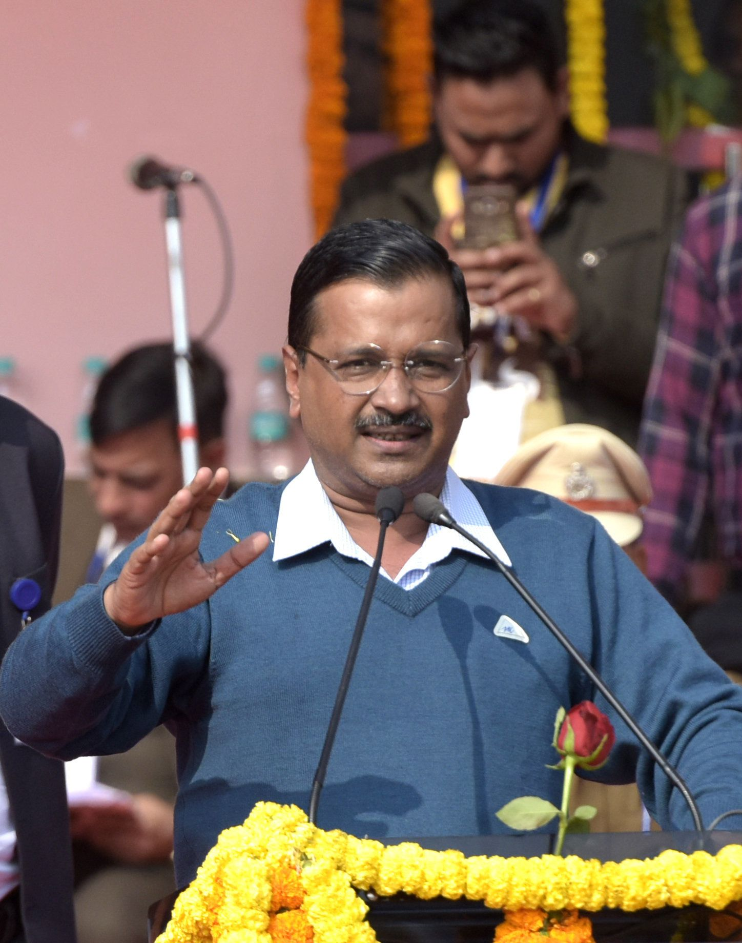 Congress Has Virtually Ruled Out Alliance With AAP, Says Arvind